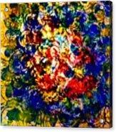 Glass Block 3 Acrylic Print