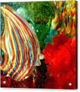 Glass Sea Acrylic Print