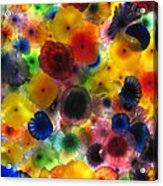 Glass Splendor Acrylic Print