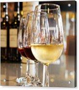 Glasses Of  Port Wine Acrylic Print