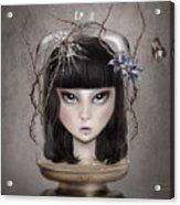 Glasshouse II Acrylic Print
