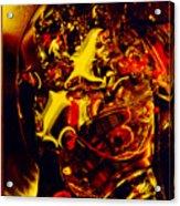 Glassman Acrylic Print