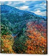 Glassmine Overlook Acrylic Print