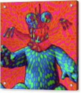 Glasstoad Acrylic Print