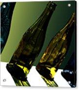 Glassworks Acrylic Print by Barbara  White