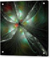 Glassworks Fractal Acrylic Print