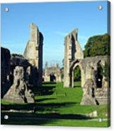 Glastonbury Abbey 1 Acrylic Print
