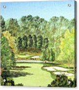 Glen Abbey Golf Course Canada 11th Hole Acrylic Print