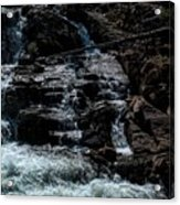 Glen Alpine Falls 8 Acrylic Print