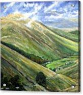 Glen Gesh Ireland Acrylic Print