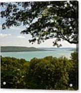 Glen Lake Overlook Acrylic Print