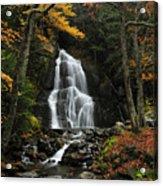 Glen Moss Falls Acrylic Print