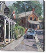 Glen Williams Ontario Acrylic Print