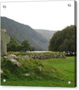 Glendalough Acrylic Print
