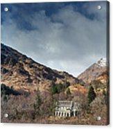 Glenfinnan Panorama Acrylic Print
