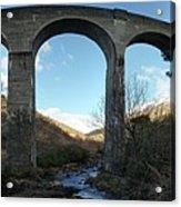 Glenfinnan Viaduct Acrylic Print