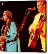 Glenn Frey Joe Walsh-1029 Acrylic Print