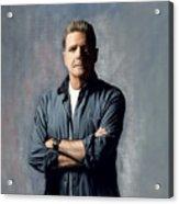 Glenn Frey Acrylic Print