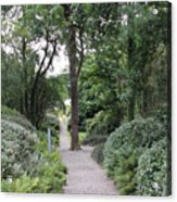 Glenveagh Castle Gardens 4305 Acrylic Print