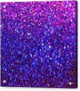 Glitterbug Acrylic Print