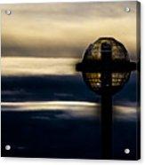 Globe Lamp Acrylic Print