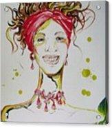 Gloria De Mi Vida Acrylic Print