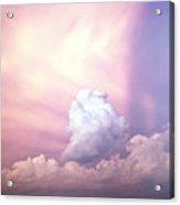 Glories Of Heaven Acrylic Print
