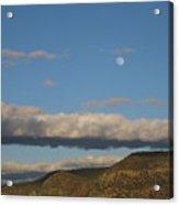 Glorietta Moon Acrylic Print