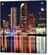 Glorious Tampa Bay Florida Acrylic Print