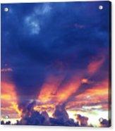 Glory Cloud Acrylic Print