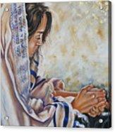 Glory In His Name Acrylic Print by Ilse Kleyn