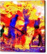 Glory Of Gettysburg Acrylic Print