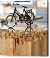 Glossy Coffee Table Acrylic Print