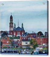 Gloucester Harbour Acrylic Print