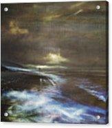Glow Trail Acrylic Print