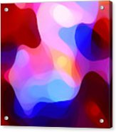 Glowing Light Acrylic Print