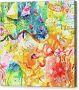 Go For A Walk Acrylic Print