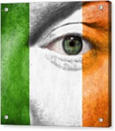Go Ireland Acrylic Print by Semmick Photo