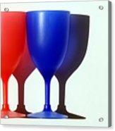 Goblets Acrylic Print