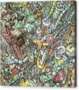 Goblin Factory Acrylic Print