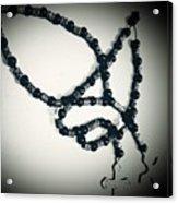 God Bead With Me Acrylic Print