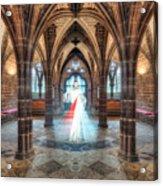 God Hears Our Prayers Acrylic Print