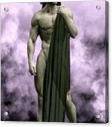 God Of The Underworld Acrylic Print