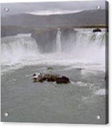 Godafoss, Iceland Acrylic Print