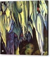 Goddes Of Carlsbad Caverns Acrylic Print