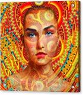 Goddess 224 Acrylic Print