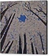 Goddess Forest Acrylic Print