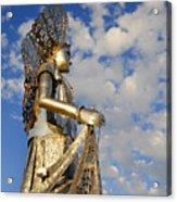 Goddess Isthmus Acrylic Print