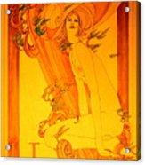 Goddess of Health Acrylic Print