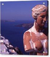 Goddess Of Love Acrylic Print